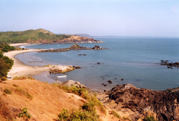 Gokarna, Om beach