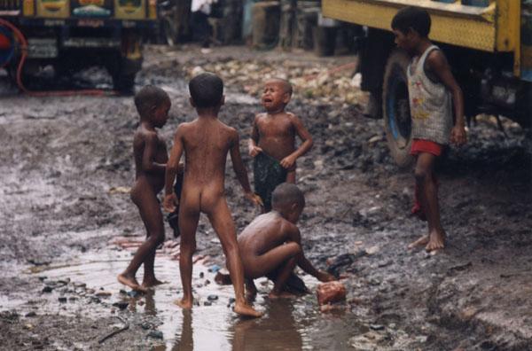 Dhaka, Bangladesh, 2000