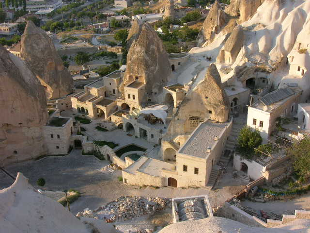 Views of Goreme